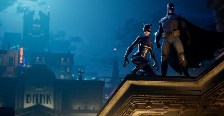 Fortnite Batman Event