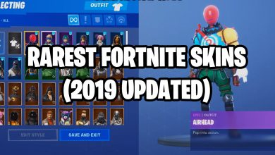 Photo of These Are The Rarest Skins in Fortnite | 2020 Updated
