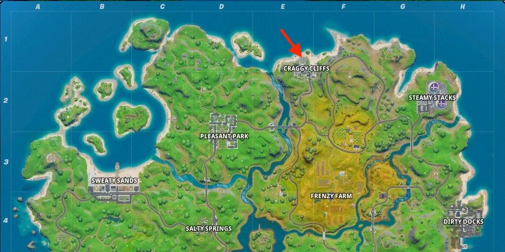 hidden o location