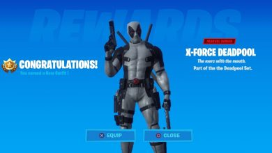 Photo of How to get Deadpool's X-Force variant in Fortnite