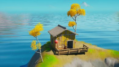 Photo of Where is Stack Shack on the Fortnite map? Here's where to find it